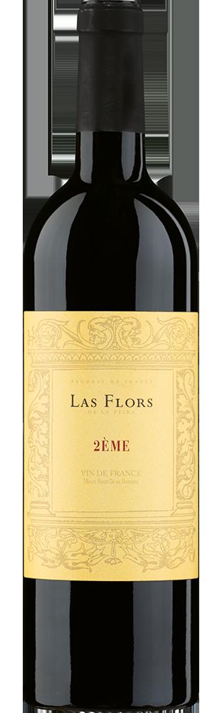 Las Flors de la Pèira 2ème assemblage mill. 2018-2019 Vin de France Domaine la Pèira en Damaisèla 750.00