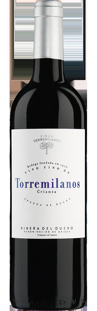 2016 Torremilanos Crianza Ribera del Duero DO Bio Finca Torremilanos Bodegas Peñalba Lopez (Biodynamique) 750.00