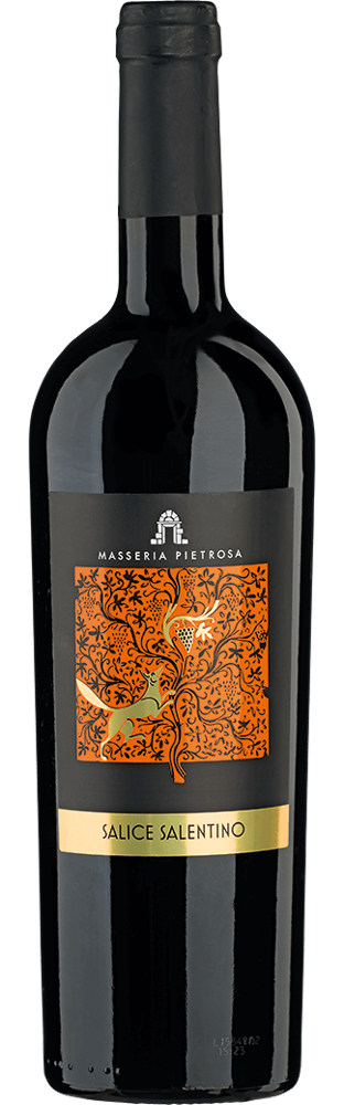 2017 Salice Salentino DOP Masseria Pietrosa Cantine San Marzano 750.00