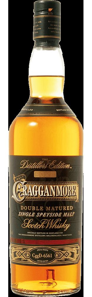 Whisky Cragganmore Distillers Editions Single Speyside Malt 700.00