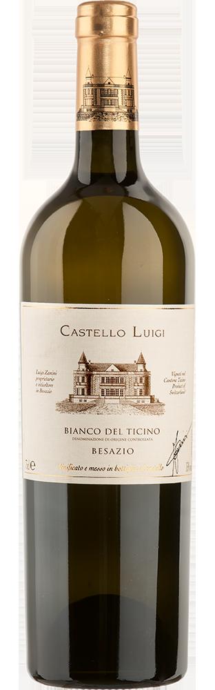 2017 Castello Luigi Bianco Ticino DOC Luigi Zanini 750.00