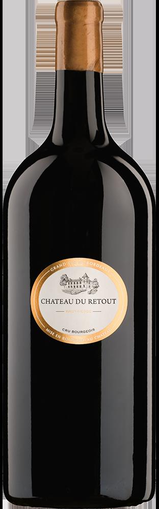 2011 Château du Retout Cru Bourgeois Haut-Médoc AOC 3000.00