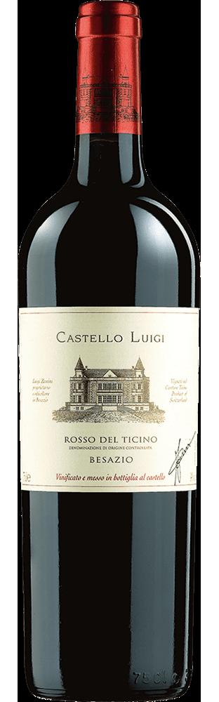 2013 Castello Luigi Rosso del Ticino DOC Luigi Zanini 750.00