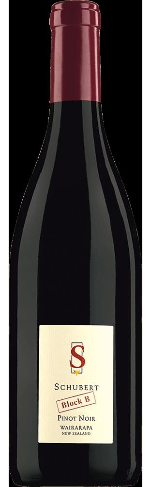 2017 Pinot Noir Block B Wairarapa Schubert Wines (Bio) 750.00