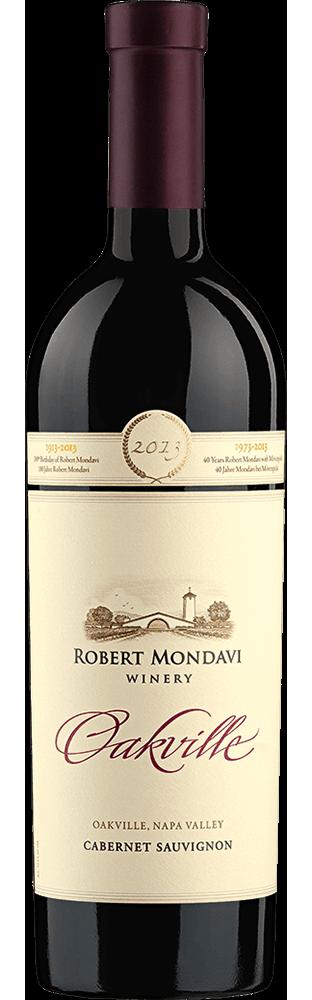 2013 Cabernet Sauvignon Oakville Napa Valley Robert Mondavi Winery 750.00
