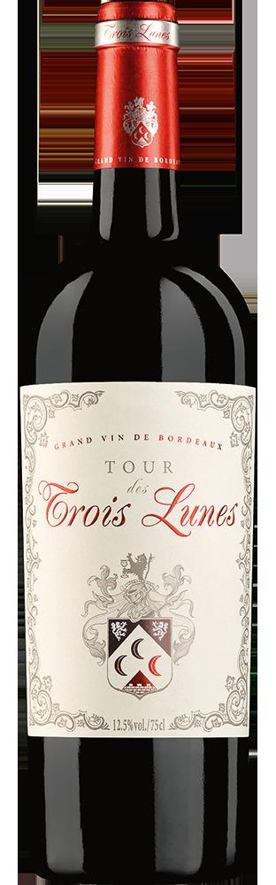 2018 Tour des Trois Lunes Bordeaux AOC 750.00