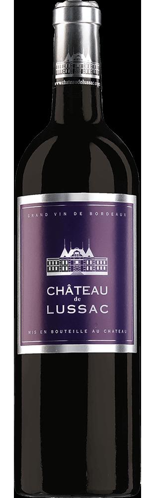 2015 Château de Lussac Lussac-St-Emilion AOC 750.00