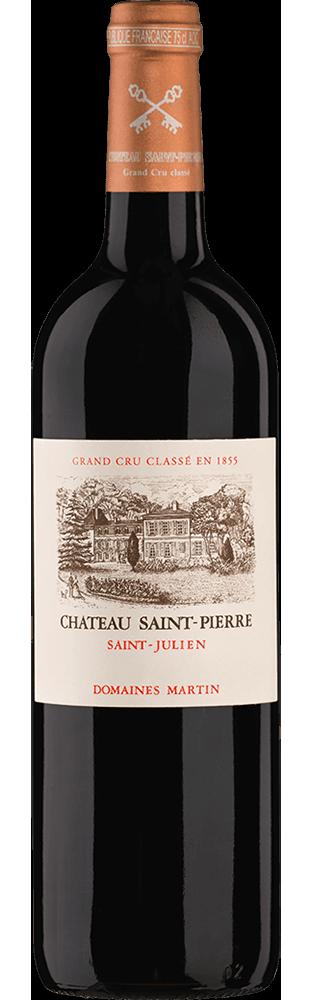 2015 Château Saint-Pierre 4e Cru Classé St-Julien AOC 750.00