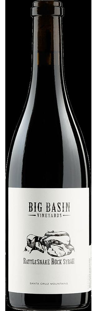 2012 Syrah Rattlesnake Rock Santa Cruz Mountains Big Basin Vineyards 750.00