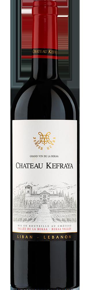 2015 Château Kefraya Rouge Vallée de la Bekaa 750.00