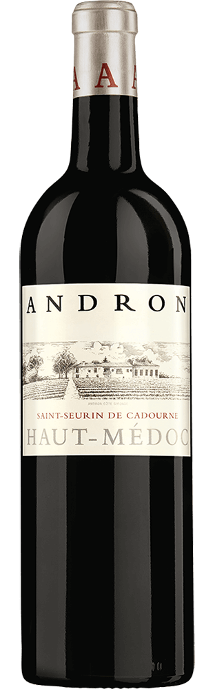 2011 Domaine Andron Haut-Médoc AOC 1500.00