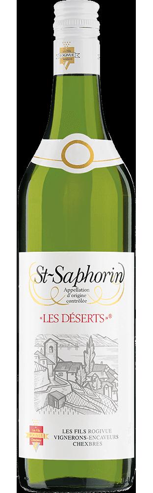 2018 Les Déserts St-Saphorin Lavaux AOC Les Fils Rogivue 750.00