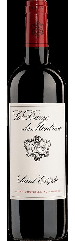 2018 La Dame de Montrose St-Estèphe AOC Second vin du Château Montrose 750.00