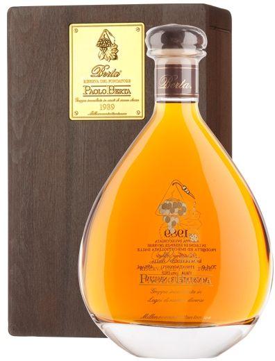 2000 Grappa Riserva del Fondatore Distilleria Berta 700.00
