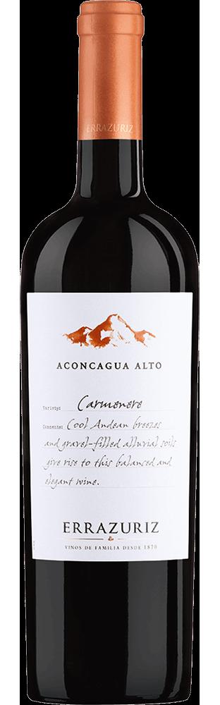 2017 Carmenère Aconcagua Alto Valle de Aconcagua DO Viña Errázuriz 750.00