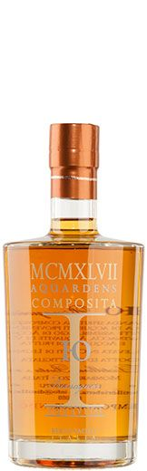 Aquardens Composita MCMXLVII Distilleria Berta 700.00