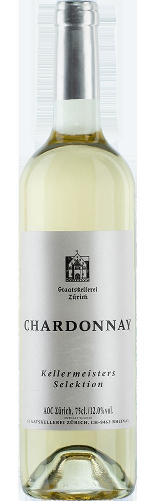 2019 Chardonnay Kellermeisters Selektion AOC Zürich Staatskellerei Zürich 750.00