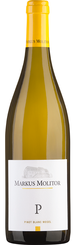 2019 Pinot Blanc P Haus Klosterberg Weingut Markus Molitor 750.00