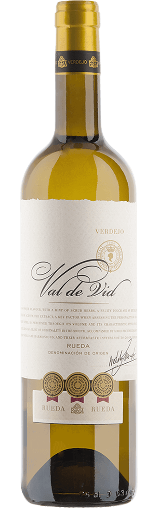 2019 Verdejo Rueda DO Bodegas Val de Vid 750.00