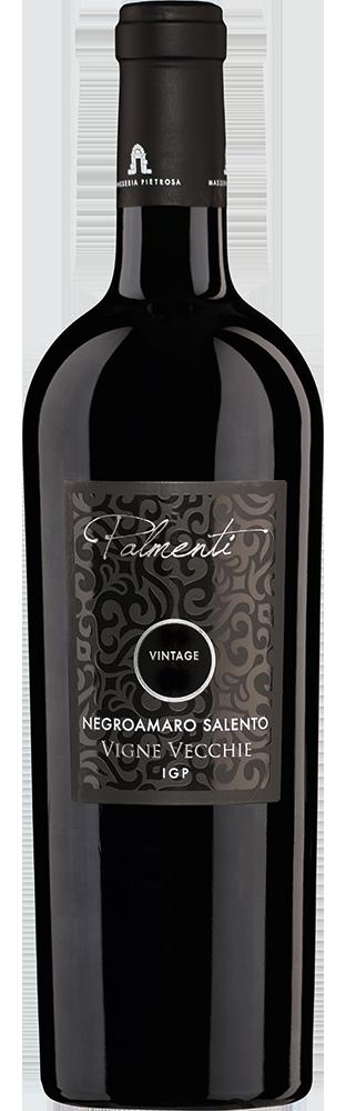 2017 Palmenti Vigne Vecchie Negroamaro Salento IGP Cantine San Marzano 750.00