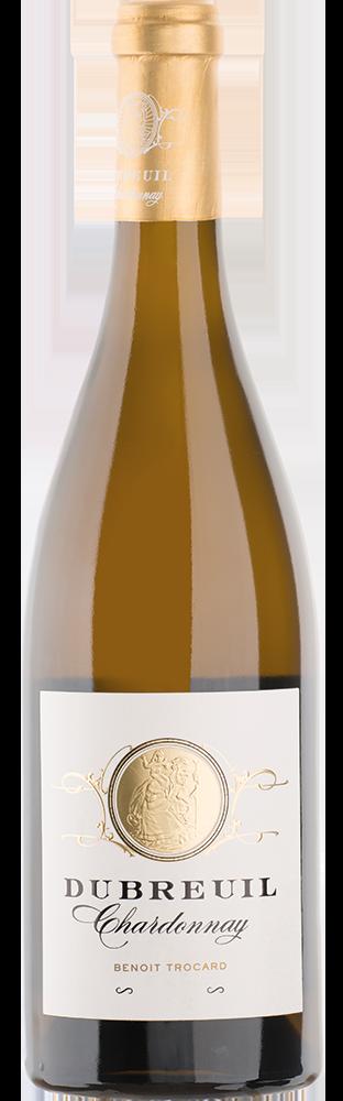 2018 Chardonnay Dubreuil Vin de France Benoît Trocard 750.00