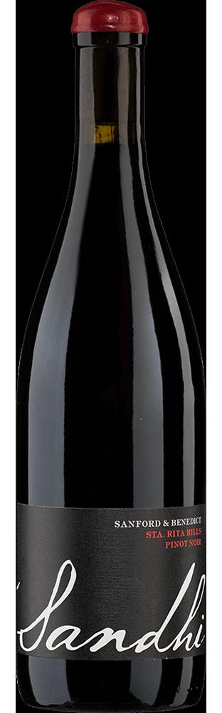 2012 Pinot Noir Sandford & Benedict Sta.Rita Hills Sandhi Wines 750.00