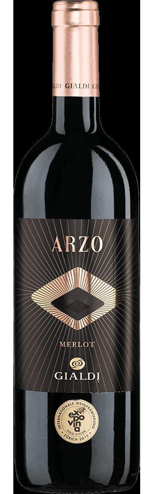 2018 Arzo Merlot Ticino DOC Gialdi Vini 750.00