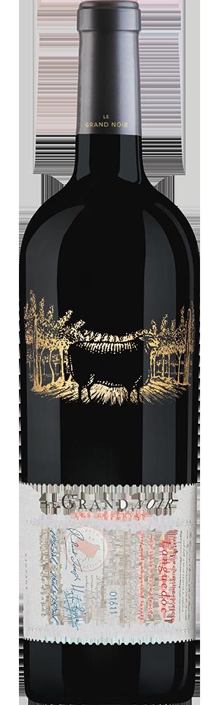 2017 Le Grand Noir Réserve Les Réserves Languedoc AOP Celliers Jean d'Alibert 750.00