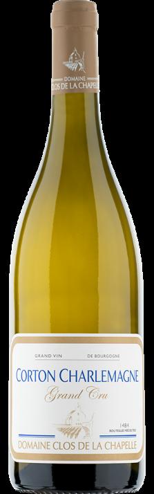 2017 Corton-Charlemagne Grand Cru AOC Domaine Clos de la Chapelle (Bio) 750.00