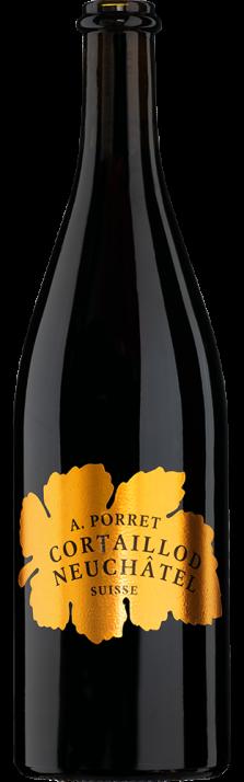 2019 Pinot Noir Cortaillod Neuchâtel AOC A. Porret 750.00