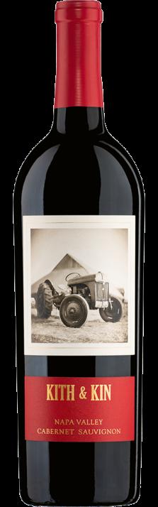 2017 Cabernet Sauvignon Napa Valley Kith & Kin Cellars 750.00