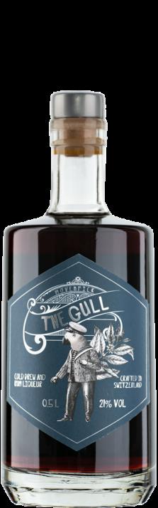 The Gull Mövenpick Cold brew & Rum liqueur 500.00