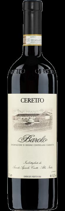 2016 Barolo DOCG Ceretto 750.00