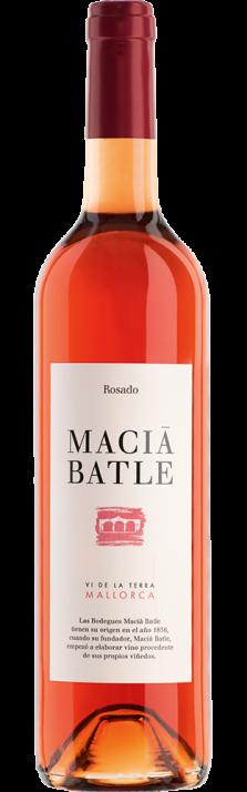 2019 Macià Batle Rosado VT Mallorca Bodegues Macià Batle 750.00