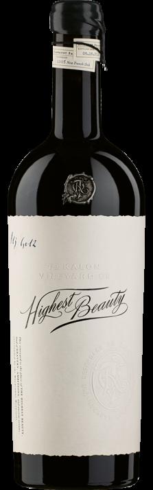 2017 Cabernet Sauvignon Highest Beauty Oakville Napa Valley To Kalon Vineyard 750.00