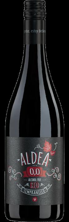 RED ALDEA 0% alcohol Producto de Aldea 750.00