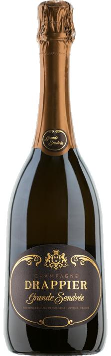 2010 Champagne Brut Grande Sendrée Drappier 750.00