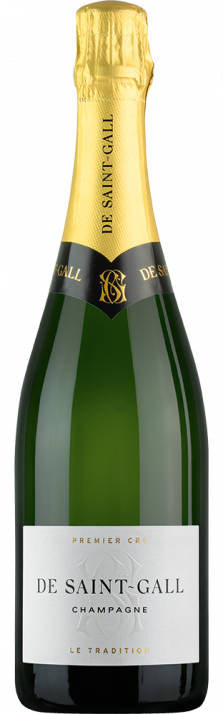 Champagne Brut 1er Cru Le Tradition De Saint-Gall 750.00