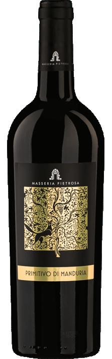 2016 Primitivo di Manduria DOP Masseria Pietrosa Cantine San Marzano 3000.00
