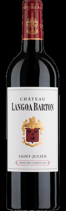 2018 Château Langoa Barton 3e Cru Classé St-Julien AOC 750.00