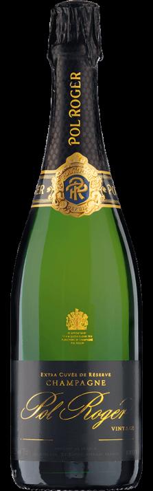 2013 Champagne Brut Vintage Pol Roger 750.00