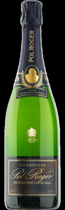 2009 Champagne Cuvée Sir Winston Churchill Brut Pol Roger 750.00