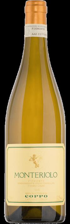 2017 Monteriolo Chardonnay Piemonte DOC Coppo 750.00