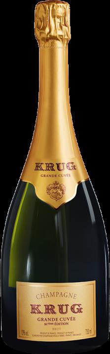 Champagne Brut Grande Cuvée Krug 750.00