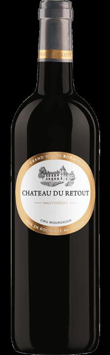 2014 Château du Retout Cru Bourgeois Haut-Médoc AOC 1500.00