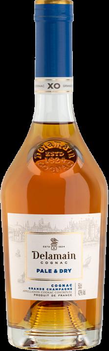 Cognac Pale & Dry XO Grande Champagne Delamain 500.00
