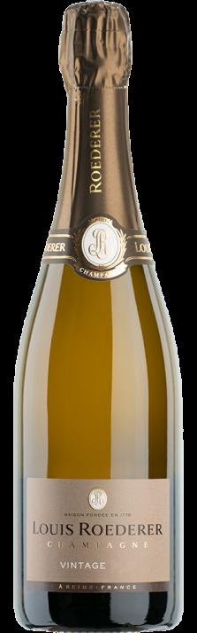 2013 Champagne Brut Millésimé Louis Roederer 750.00