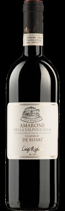 2016 Amarone Valpolicella Classico DOCG De'Roari Luigi Righetti 750.00