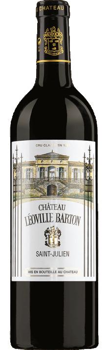 2017 Château Léoville Barton 2e Cru Classé St-Julien AOC 750.00