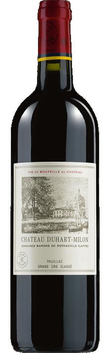 2018 Château Duhart-Milon Rothschild 4e Cru Classé Pauillac AOC 750.00